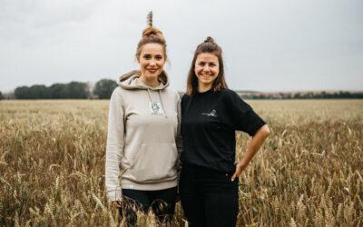 Top-Story: Hanna und Lena gründen ihr Unternehmen